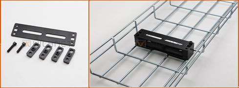 塑钢固线器